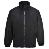 Portwest F330 - BuildTex laminált polár pulóver, fekete