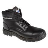 Portwest FC12 - Compositelite szőrmebéléses védőbakancs S3 CI, fekete