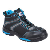 Portwest FC60 - Compositelite Operis védőbakancs S3, fekete/kék