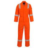 Portwest FR21 - Szuper könnyített lángálló overál, narancs