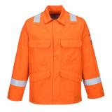 Portwest FR25 - Bizflame Plus védőkabát, narancs