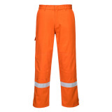 Portwest FR26 - Bizflame Plus védőnadrág, narancs