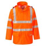 Portwest FR41 - Sealtex FR Hi-Vis esőkabát, narancs