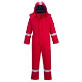 Portwest FR53 - FR Anti-Static téli overál, piros