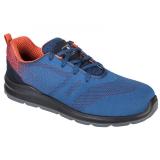 Portwest FT25 - Steelite Aire Trainer cipő S1, kék/narancs