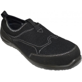 Portwest FT54 - Steelite Tegid Slip On Trainer cipő S1P, fekete