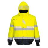 Portwest G465 - Glowtex 3 az 1-ben dzseki, sárga