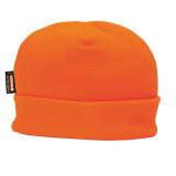 Portwest HA10 - Polár sapka Insulatex béléssel, narancs