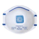 Portwest P201 - FFP2 szelepes pormaszk, 10db/csomag