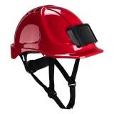 Portwest PB55 - Endurance jelvénytartós védősisak, piros