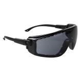 Portwest PS03 - Focus védőszemüveg, sötétített
