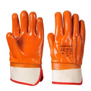 Portwest A460 - Glue-Grip vízálló kesztyű - PVC, narancs termék fő termékképe
