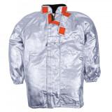 Portwest AM14 - Öntödei bélelt kabát, ezüst