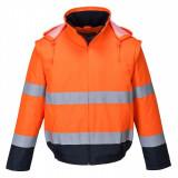 Portwest C464 - Essential 2 az 1-ben kabát, narancs