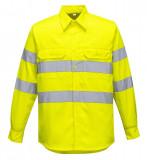 Portwest E044 - Jól láthatósági ing, sárga