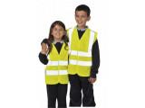Portwest JN14 - Junior jól láthatósági mellény, sárga