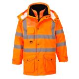 Portwest RT27 - Hi-Vis 7 az 1-ben kabát, narancs