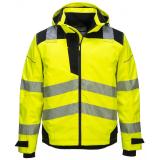 Portwest PW360 - PW3 Extreme lélegző esőkabát, sárga/fekete