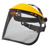 Portwest PW93 - Hálós arcvédő homlokpánttal, fekete