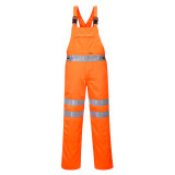 Portwest RT43 - Jól láthatósági vasúti mellesnadrág, narancs