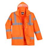 Portwest RT60 - Hi-Vis lélegző kabát, narancs