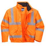 Portwest RT62 - Jól láthatósági lélegző bomber dzseki, narancs