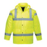 Portwest S461 - Jól láthatósági lélegző kabát, sárga
