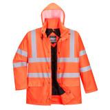 Portwest S490 - Sealtex Ultra bélelt dzseki, narancs