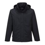 Portwest S508 - Corporate Shell férfi kabát, fekete