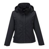 Portwest S509 - Corporate Shell női kabát, fekete