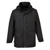 Portwest S523 - Oban polár bélelt kabát, fekete