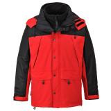 Portwest S532 - Orkney 3 az 1-ben lélegző kabát, piros