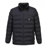 Portwest S547 - Ultrasonic fűthető dzseki, fekete
