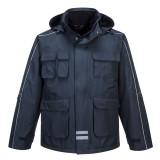 Portwest S563 - Ripstop sokzsebes kabát, tengerészkék