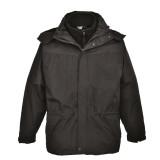 Portwest S570 - Aviemore 3 az 1-ben kabát, fekete