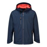 Portwest S600 - X3 Shell kabát, tengerészkék