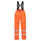 Portwest S781 - Antisztatikus és lángálló bélelt nadrág, narancs