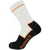 Portwest SK26 - Vágásbiztos zokni, fekete