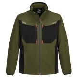 Portwest T750 - WX3 softshell dzseki, olívazöld