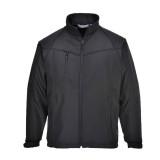 Portwest TK40 - Oregon softshell dzseki, fekete