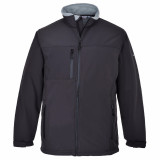 Portwest TK50 - Softshell dzseki (3L), szénszürke