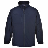 Portwest TK50 - Softshell dzseki (3L), tengerészkék