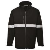 Portwest TK54 - Iona softshell dzseki (3L), fekete