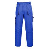 Portwest TX11 - Texo Contrast nadrág, hosszított, királykék