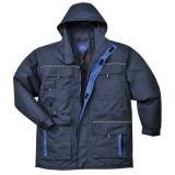 Portwest TX30 - Texo Contrast kabát, tengerészkék