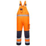Portwest TX52 - Dijon Hi-Vis mellesnadrág, narancs