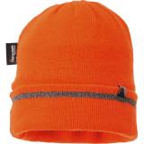 Portwest B023 - Insulatex béléses kötött sapka, narancs