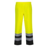 Portwest S486 - Traffic kéttónusú nadrág, sárga/tengerészkék