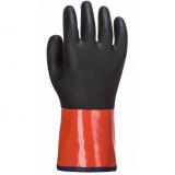 Portwest AP91 - Chemdex Pro kesztyű Cut 5 / C, narancs/fekete