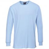 Portwest B123 - Hosszú ujjú póló, égszínkék